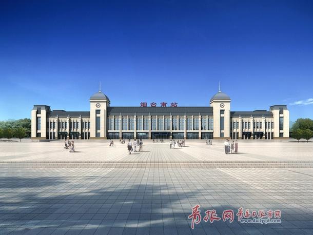 官方确认!青荣城铁沿线12站都长啥样?