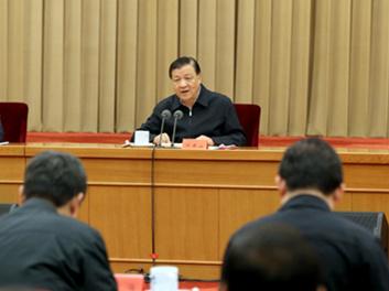 六中全会精神宣讲团动员会在京召开