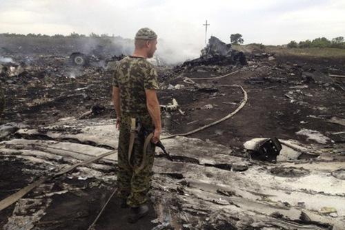 MH17空难调查人员撤离乌克兰将进行信息分析