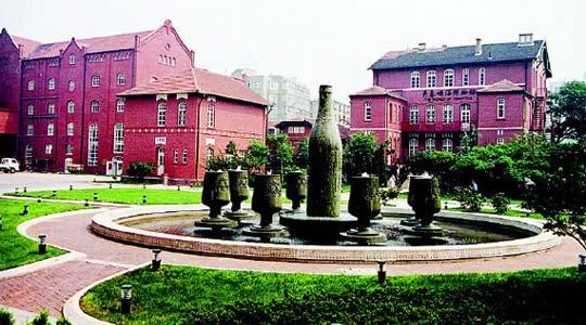 青岛啤酒博物馆 融汇民族特色展现世界视野