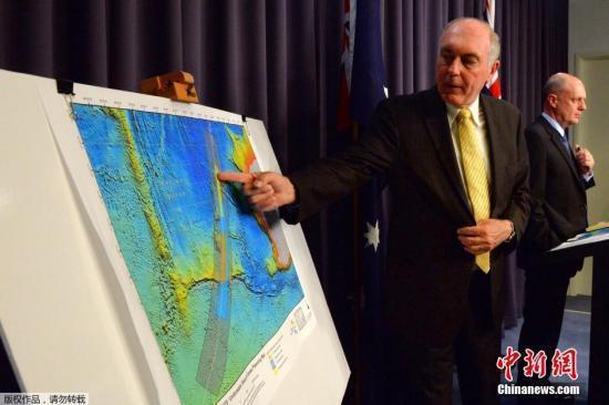 MH370搜寻海底测绘几完成 中方派专家协助搜索