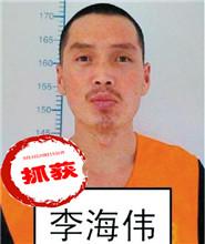 犯罪嫌疑人:李海伟