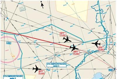 专家称马航MH17客机可能被不止一枚导弹击中