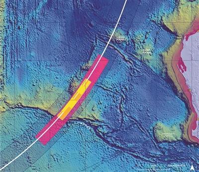 马航MH370失踪半年 荷兰公司十月开启深海搜索