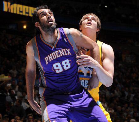 哈达迪曾效力NBA太阳队