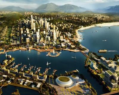 黄岛新区重点培育通用航空等十大新兴产业