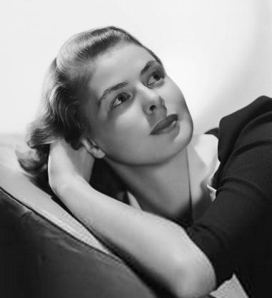 好莱坞第一夫人——英格丽·褒曼