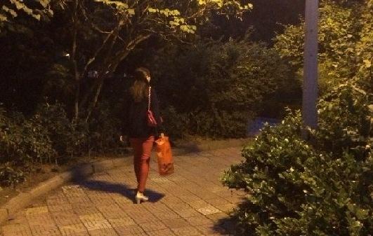 miss-安静:一日行路的时光