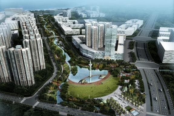 青岛蓝色硅谷规划获国务院批复 总投资1500亿重点项目12个