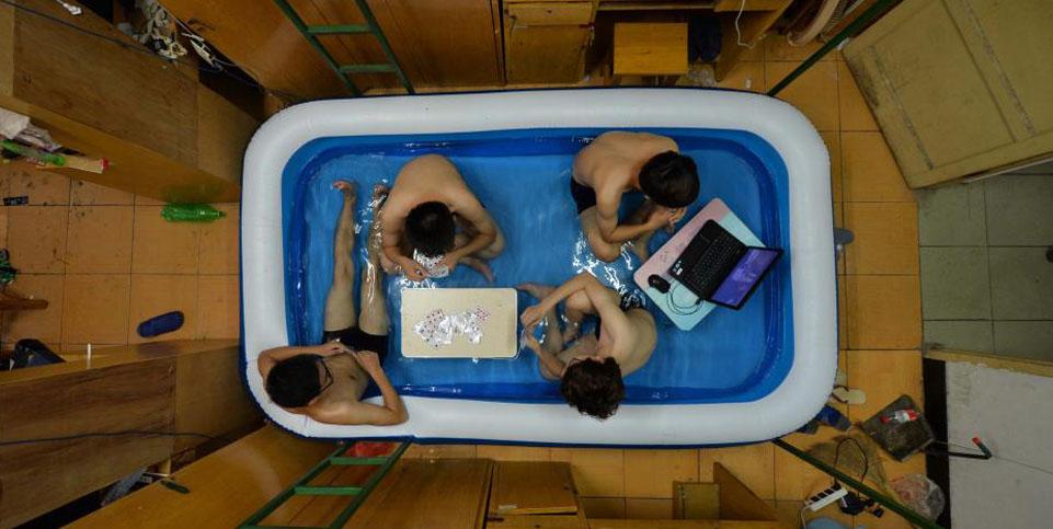 """第十一届华赛获奖作品赏析——大学寝室避暑""""神器"""""""