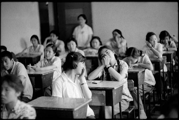 八十年代回望:青葱学生岁月
