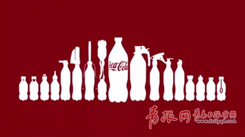 可乐瓶 可口可乐 再利用 旧物利用 Coca-Cola 2nd Lives 环保 节能 低碳 绿色