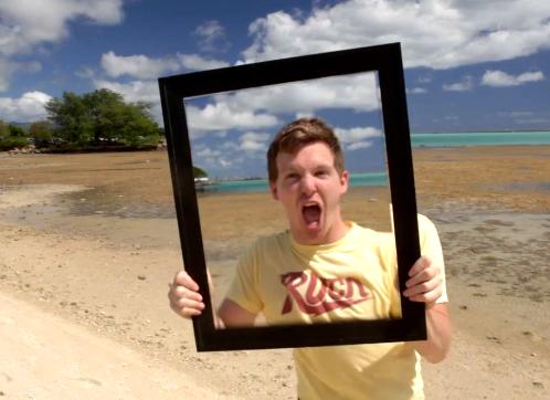 创意视频:怎样用相框好好拍照图片