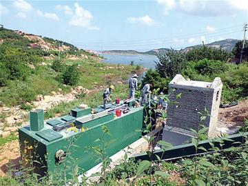 经过系列治理,青岛市已在崂山水库周边,铺设了较多的污水管网,将水库