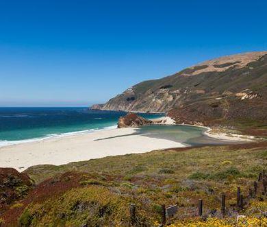 加州蒙特雷7个不为人知的神秘海滩