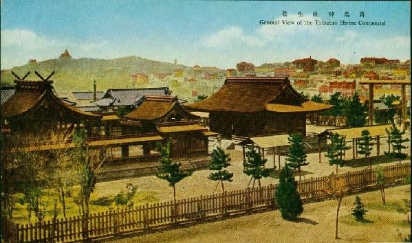 揭秘青岛神社(组图)