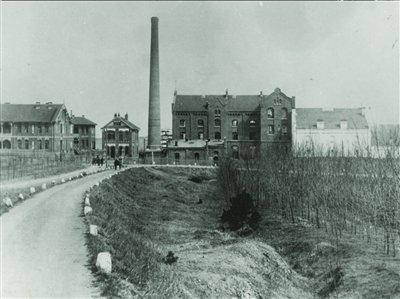 青岛啤酒曾在1906年慕尼黑博览会获金奖