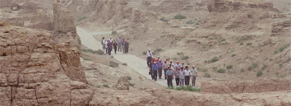 """""""丝绸之路""""申遗成功 中国世界遗产数量增至47处"""