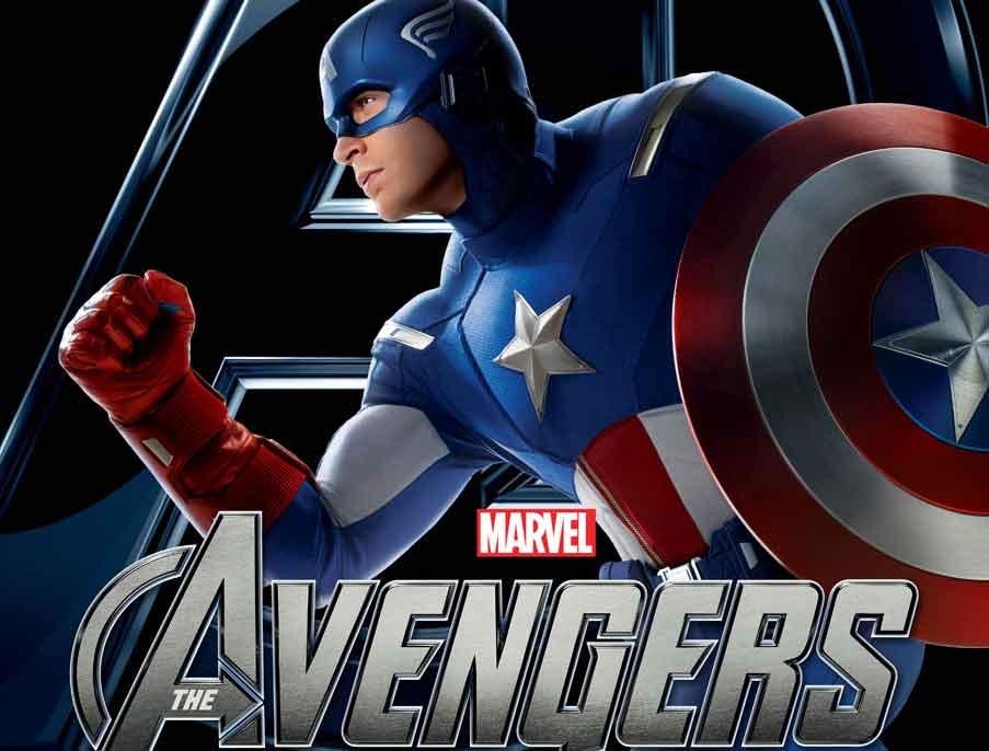 《美国队长3》将开拍(图)