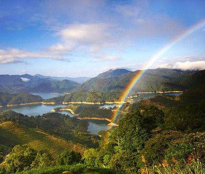 秘境台湾,台湾的八处私密美景