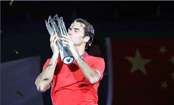 上海赛费德勒首次封王 夺大师赛第23冠