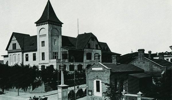 青岛百年老建筑:水兵俱乐部与西方交响乐