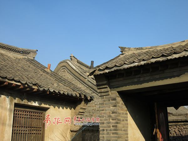 古建筑房屋