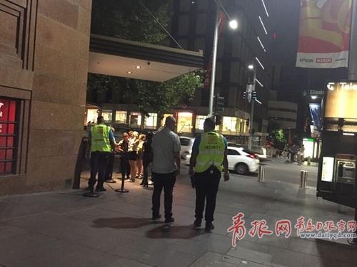 悉尼劫持人质事发地距离亚洲杯 球队下榻酒店不足千米