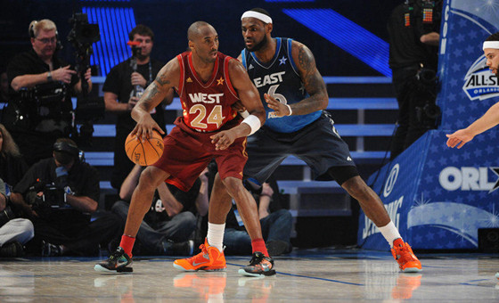 NBA全明星十大经典时刻:姚明开创历史 乔丹告别
