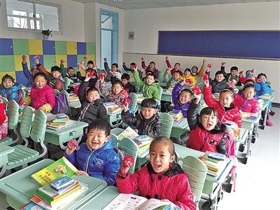 青岛百万中小学生开学