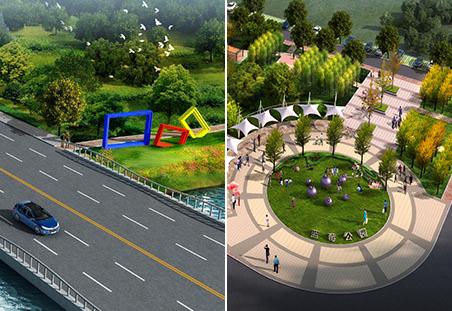 蓝莓小镇张家楼将打造青岛版798