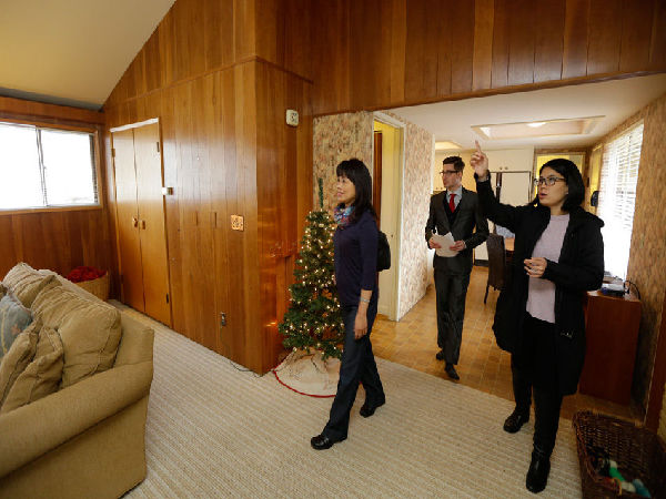 赴美中国留学生多选择直接买房 既省房租又投资