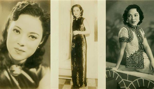 组图:民国绝色日本女间谍李香兰