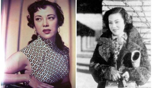 伪满时期的女星李香兰:曾替日军粉饰战争