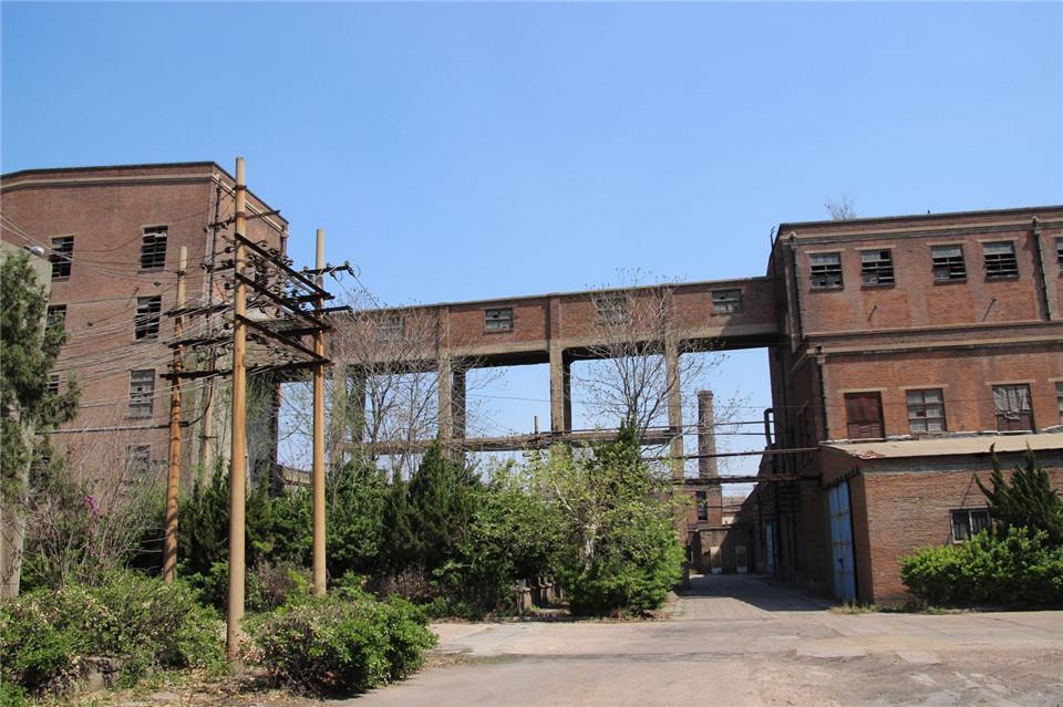 耐火材料厂