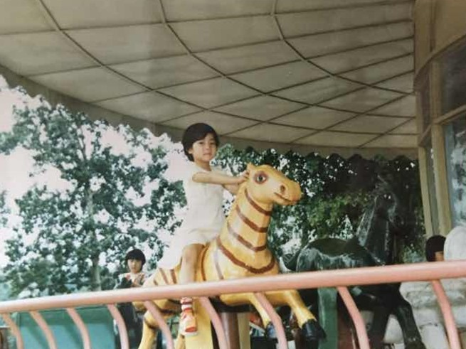 儿时的沧口公园:最奇妙幸福的体验