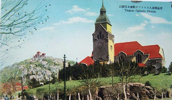 组图:老青岛的明信片