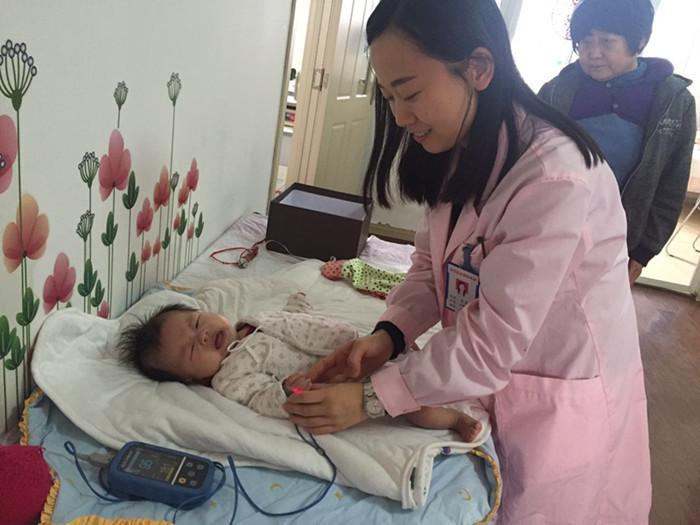 李沧区儿童先心病早期筛查成效显著