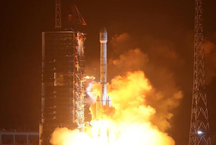 (科技)(3)我国成功发射风云四号气象卫星