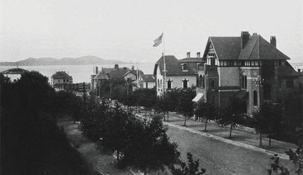 德占青岛时期的老街:中山路 江苏路 兰山路