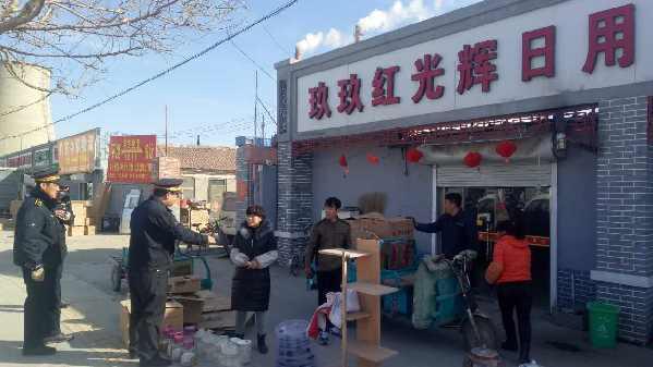 凤台街道:包干到户 提高效率