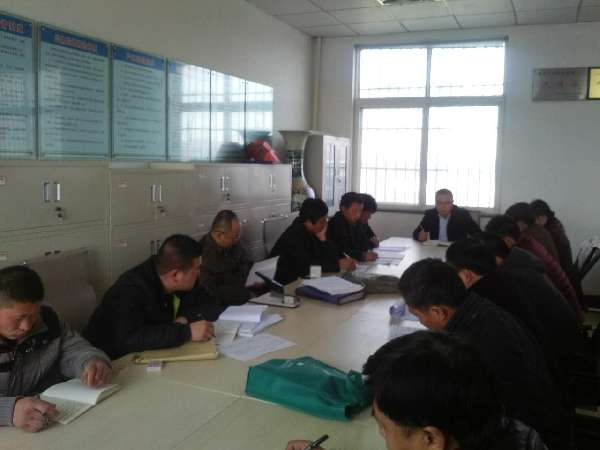 平度市古岘动监站举办春防理论知识和安全防护培训班