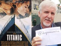 男子称是《泰坦尼克》原型 告导演偷故事索赔20亿