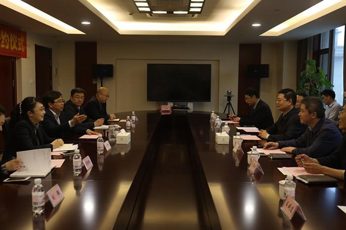 王波出席区政府与中国进出口银行 ...