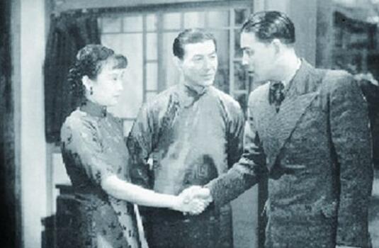 解放前青岛与电影的渊源(图)