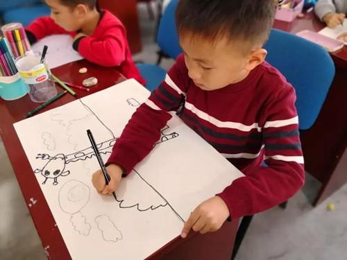 李村街道南山社区妇儿家园父母课堂公益国学课开课啦