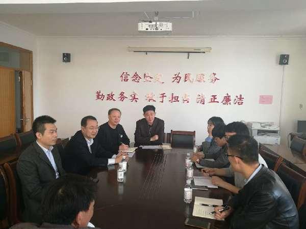 延安路街道组织召开律师座谈会