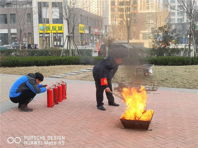"""滄口街道""""四項措施""""加強春季火災防控應急"""