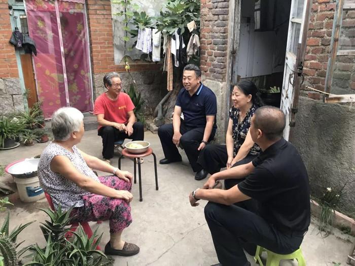 沧口街道创新工作方法 提高社会救助工作水平