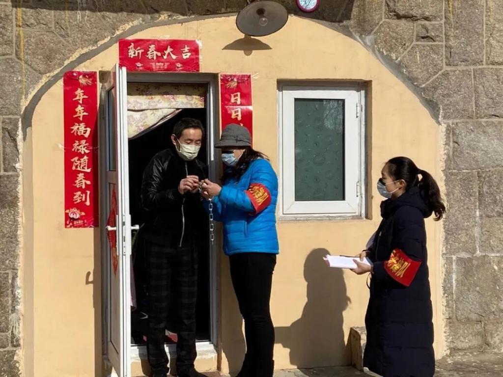 謝海霞:社區家園的精心守護者